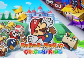 Lanzamiento: Paper Mario: The Origami King