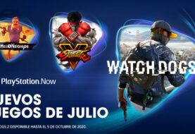 Anunciados los juegos de PlayStation Now de julio