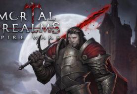 Lanzamiento: Immortal Realms: Vampire Wars