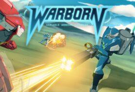 Warnborn contará con una edición en formato físico para PlayStation 4 y Nintendo Switch