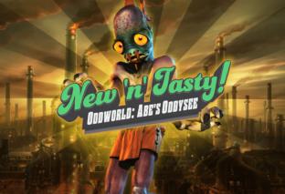 Oddworld: New 'n' Tasty llegará a Nintendo Switch en octubre