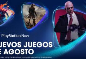 Anunciados los juegos de PlayStation Now de agosto