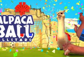 Alpaca Ball Allstars llegará a Nintendo Switch y Steam el 15 de octubre