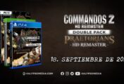 Lanzamiento: Commandos 2 & Praetorians: HD Remaster Double Pack