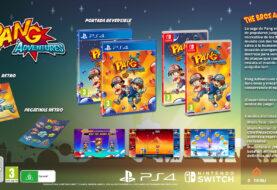 Dotemu y Meridiem Games anuncian la distribución europea y australiana de Pang Adventures en formato físico