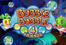 Bubble Bobble 4 Friends tendrá edición física para PlayStatión 4 y Nintendo Switch