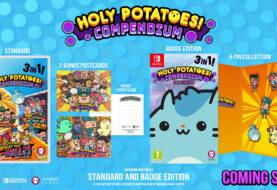 Lanzamiento: Holy Potatoes Compendium