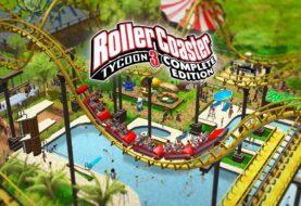 Frontier anuncia RollerCoaster Tycoon 3: Complete Edition para Nintendo Switch y PC
