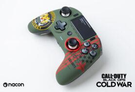 NACON presenta su nuevo REVOLUTION Pro Controller edición Call of Duty – Black Ops: Cold War
