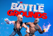 Lanzamiento:  WWE 2K Battlegrounds