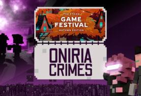 Oniria Crimes estará en el Festival de Juegos de Steam: Edición de Otoño