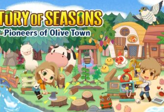 STORY OF SEASONS: Pioneers of Olive Town llegará a Nintendo Switch el 26 de marzo