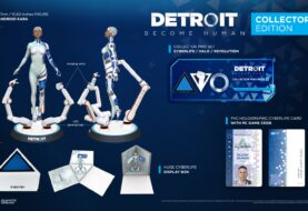 Ya disponible Detroit: Become Human - PC Collectors' Edition