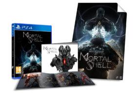 Mortal Shell llega en formato físico para PlayStation 4
