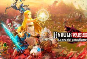 Lanzamiento: Hyrule Warriors: La Era del Cataclismo