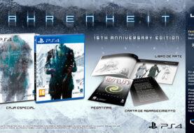 La edición física de Fahrenheit 15TH Anniversary Edition ya tiene fecha de lanzamiento