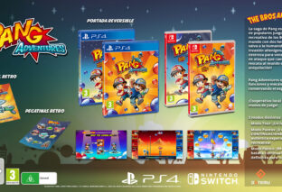 Ya disponible la Buster Edition de Pang Adventures