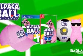 Alpaca Ball Allstars llegará en formato físico a PlayStation 4 y Nintendo Switch