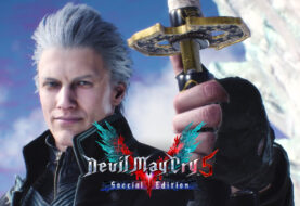 El descargable de Vergil ya está disponible para Devil May Cry 5