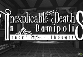 Inexplicable Deaths in Damipolis: Inner Thoughts llega hoy a Steam