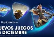 Anunciados los juegos de PlayStation Now de diciembre