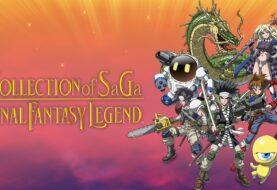 COLLECTION of SaGa FINAL FANTASY LEGEND ya disponible en Switch