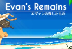 Ya disponible la edición física de Evan's Remain para PlayStation 4