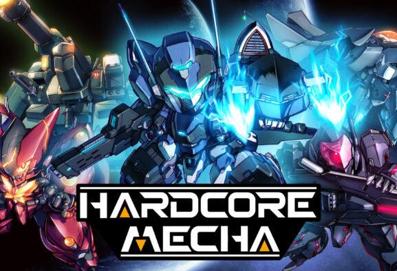 La edición física para Nintendo Switch de Hardcore Mecha ya tiene fecha de lanzamiento