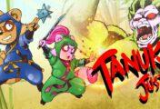 Ya disponible la edición física de Tanuki Justice para Nintendo Switch