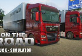 Lanzamiento: On the Road - Truck Simulator