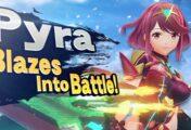 Pyra y Mythra se unen al plantel de Super Smash Bros. Ultimate
