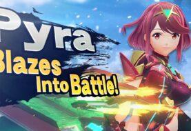 Super Smash Bros. Ultimate: Pyra y Mythra se mostrarán el 4 de marzo