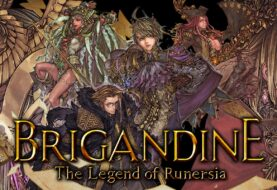 Anunciada la edición física de Brigandine: The Legend of Runersia para PlayStation 4 y Nintendo Switch