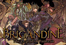 Anunciada la edición física de Brigandine: The Legend of Runersia para PlayStation 4 y Nintendo Switch