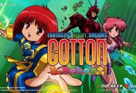 Cottoon Reboot! llegará en formato físico en junio para PlayStation 4 y Nintendo Switch