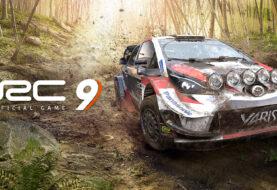 La versión física de WRC 9 ya se encuentra disponible para Nintendo Switch