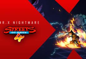 Streets of Rage 4 estrenará este año una actualización gratuita y el DLC de pago'Mr. X Nightmare'