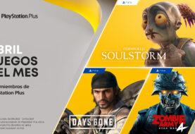 Anunciados los juegos de PlayStation Plus de abril