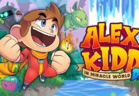 Alex Kidd in Miracle World DX ya tiene fecha de salida y contará con dos ediciones físicas
