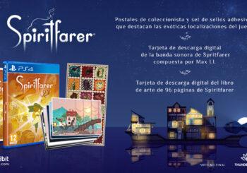 Las ediciones físicas de Spiritfarer que ya se encuentran disponibles