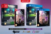 Sword of the Necromancer tendrá edición física para PlayStation 4 y Nintendo Switch