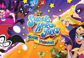 Análisis: DC Super Hero Girls: Teen Power