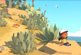 Alba: una aventura mediterránea llega hoy a PlayStation 4 y PlayStation 5