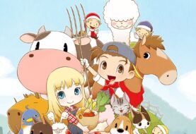 STORY OF SEASONS: Friends of Mineral Town ya está disponible en PlayStation 4 y Xbox One