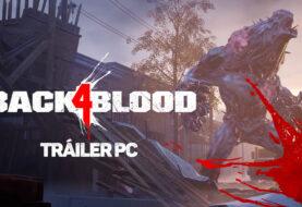 Nuevo tráiler de Back 4 Blood con las características de la versión de PC