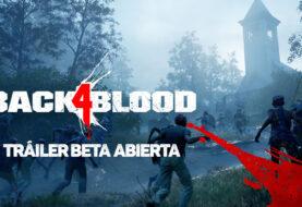 Nuevo tráiler de Back 4 Blood centrado en su beta abierta
