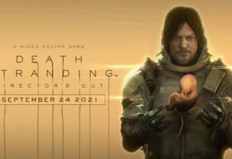 Death Stranding Director's Cut ya se encuentra a la venta
