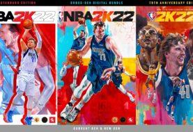NBA 2K22 ya se encuentra a la venta para PlayStation 5 y PlayStation 4, Xbox Series X S y Xbox One, Nintendo Switch y plataformas de PC