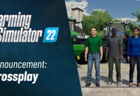 Farming Simulator 22 incomporará un modo multijugador multiplataforma