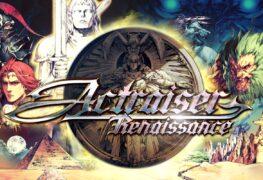 Actraiser Renaissance ya se encuentra disponible en formato digital para Nintendo Switch, PlayStation 4, PC y dispositivos móviles